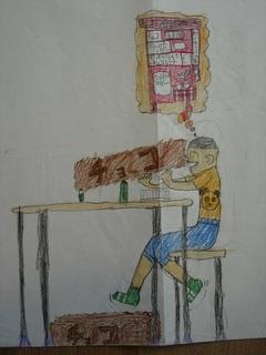 『チョコレート工場の秘密』絵.JPG